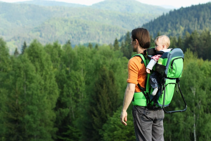 Think about What Positions You Want to Carry Your Baby in