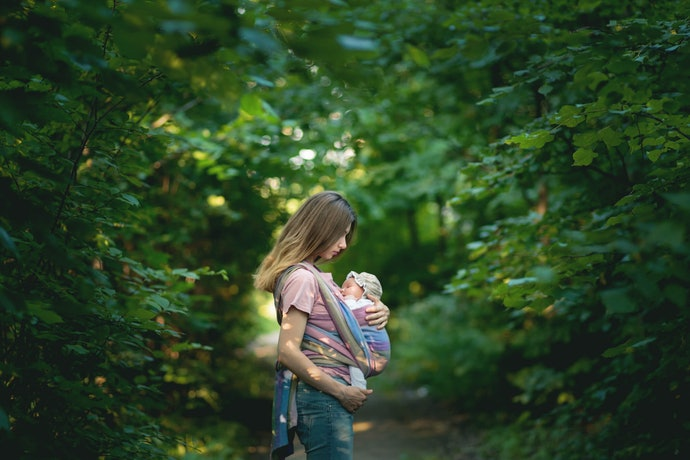 For Ultimate Peace of Mind, There's Always Baby Wearing Classes
