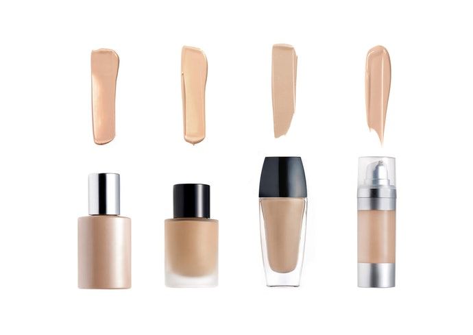 Liquid Foundation Sets Up a High Coverage Base for Flawless Anime Skin