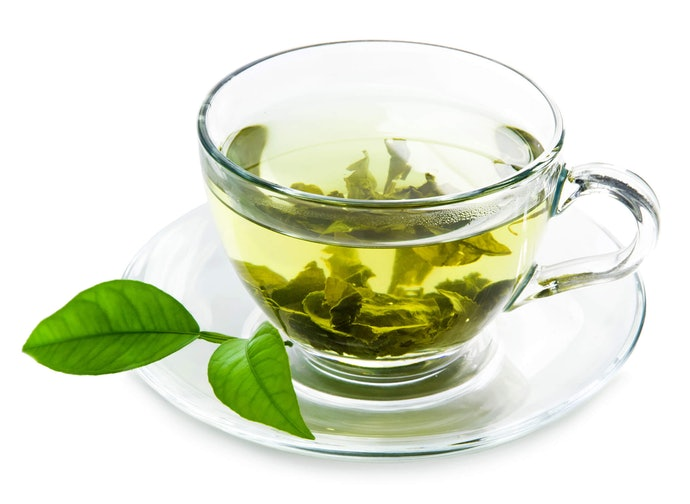 Green Tea: Bright Taste, Light Caffeine