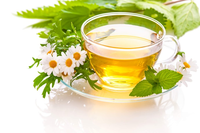 Herbal Tea: To Relax and Heal