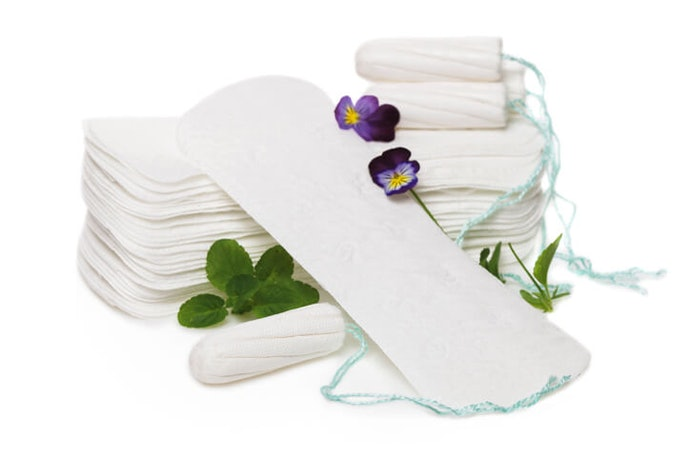 Read the Label: Look for Pads and Tampons Without Harmful Chemicals