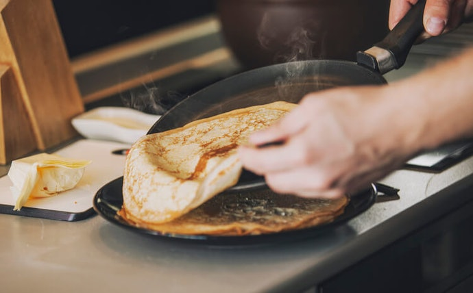 Non-Stick is Easy to Use from the Start