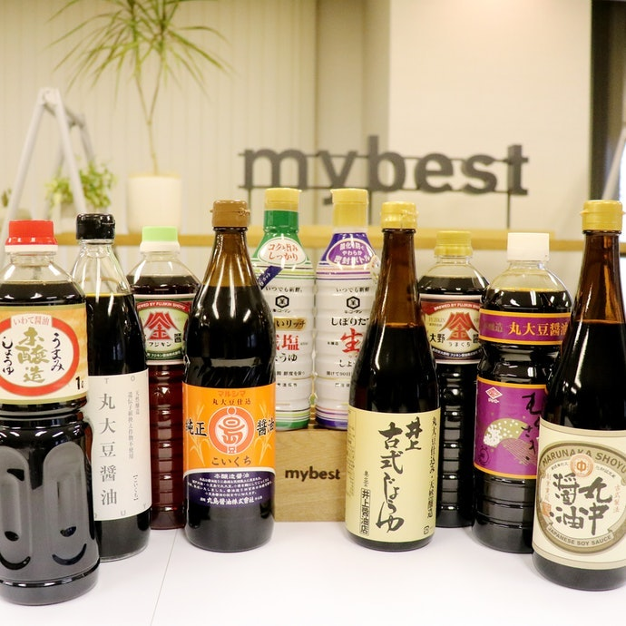 How We Tested the Soy Sauces