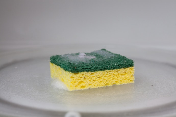 How to Clean Your Sponge