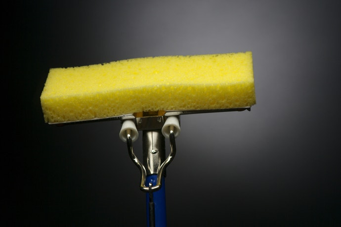 Cellulose Sponges Biodegrade but Break Down Quickly