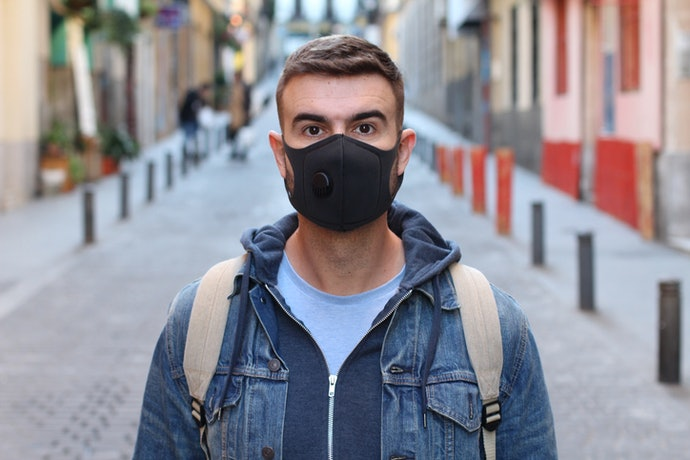 2. For Proper Filtration, Ensure Your Mask Fits Snugly