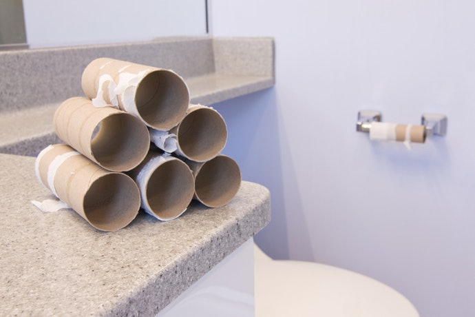 Tube-Free Rolls Reduce Waste Further