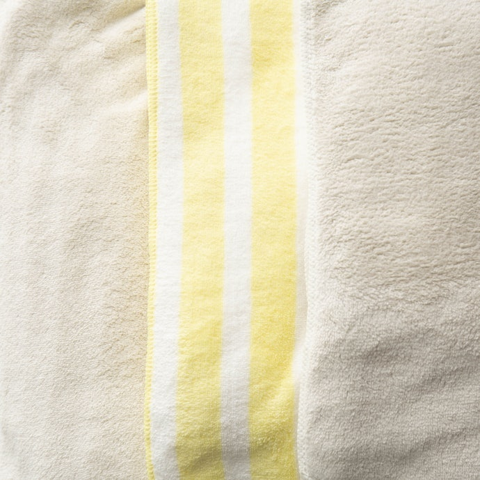For a Time-Saving Towel: Microfiber Absorbs Quickly and Dries Quickly