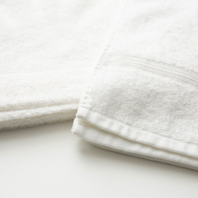 For a Well-Balanced Towel: Cotton Has Everything from Absorbency to Softness