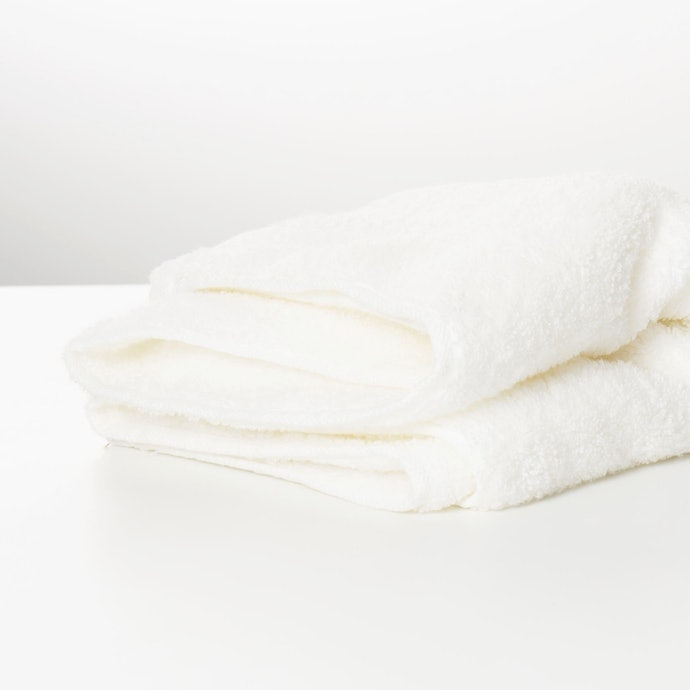 For a Long-Lasting Towel: Go Hotel Style