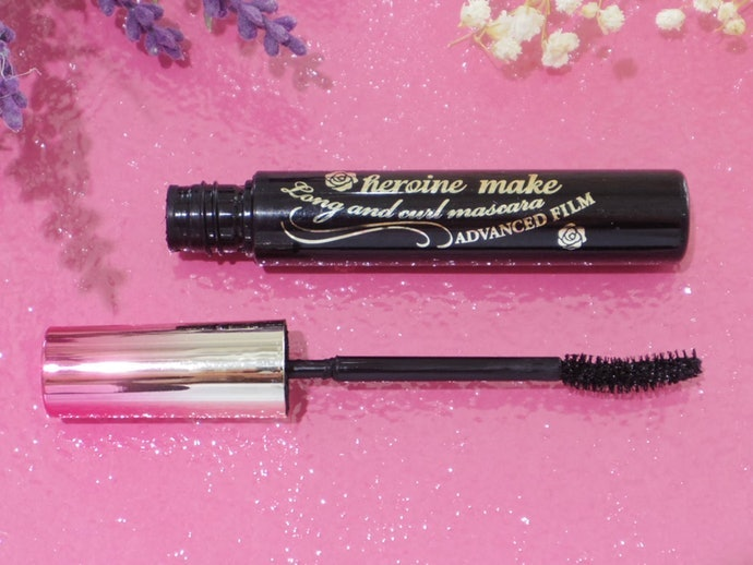 The Final Verdict: Builds up Your Lashes and Doesn't Fade. Heroine Make's Advanced Film Mascara Gets Our Seal of Approval