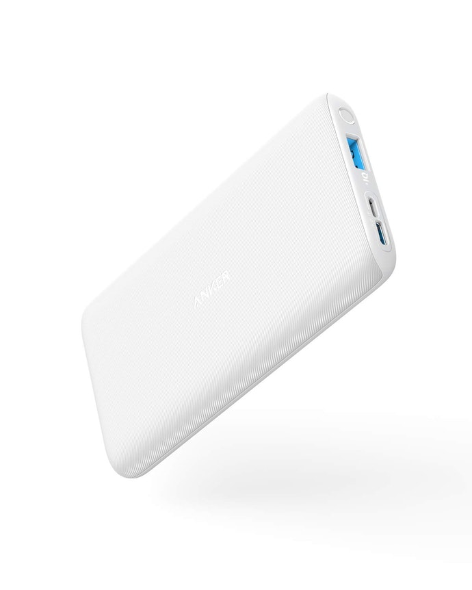 The Anker PowerCore Lite 10000 is Also Available in White