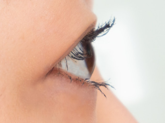 Lashes Droop a Bit Over the Course of the Day