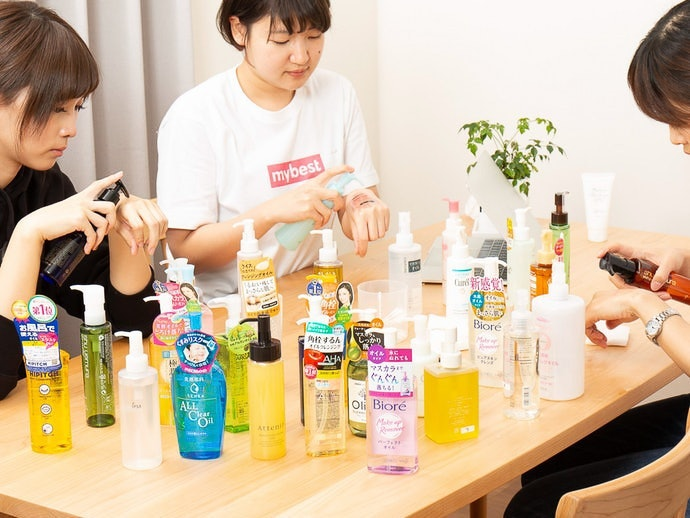 Putting THREE's Balancing Cleansing Oil to the Test