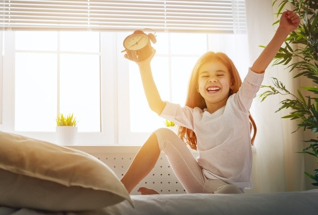 Tips for Getting Kids Out of Bed