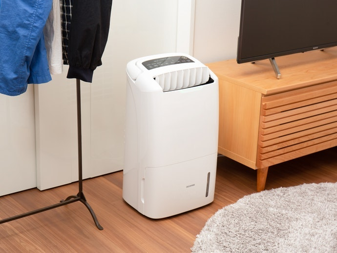 ② Choose a Dehumidifier According to Room Size