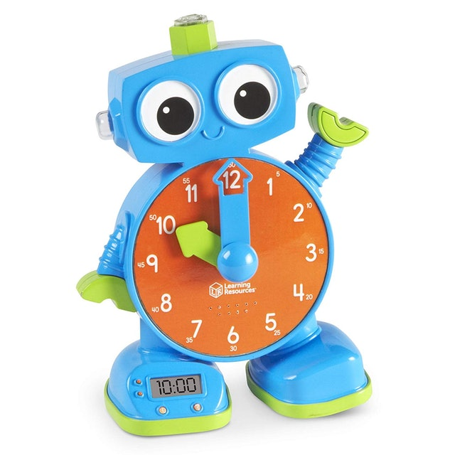 6. Learning Resources Tock The Learning Clock 1