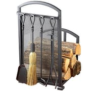 Top 10 Best Fireplace Tools Sets in 2021 (Pleasant Hearth, Muskoka, and More)