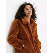 Top 10 Best Women's Faux Fur Coats in 2021 (Anthropologie, Abercrombie & Fitch, and More)