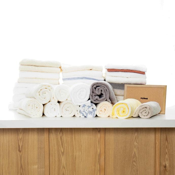 Stylish Nylon Bath  Body Towel  Creates Rich Foam Quickly And Soft Touch D