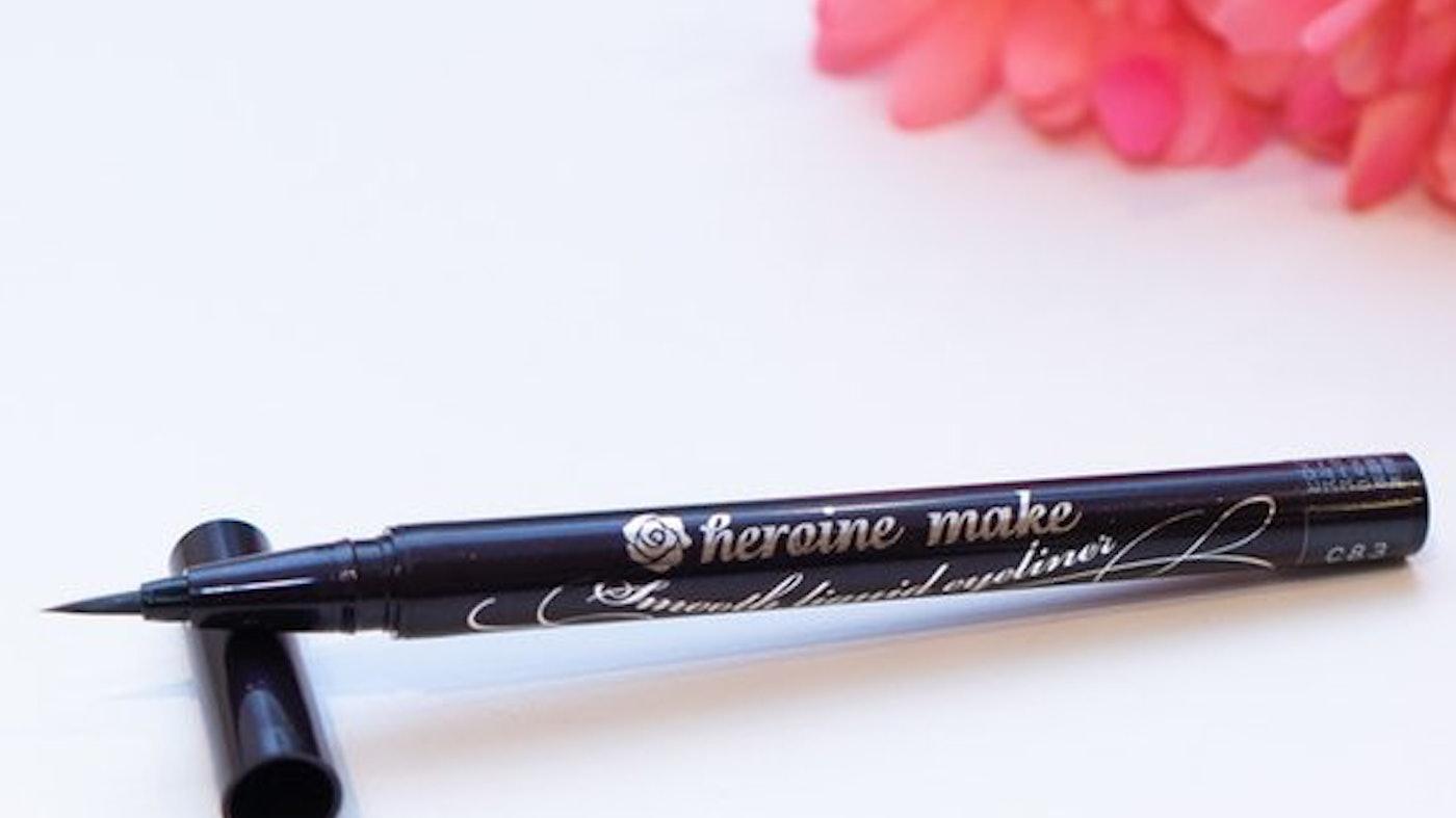 Heroine Make Waterproof Eyeliner Review | mybest