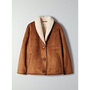 Top 10 Best Women's Shearling Coats in 2021 (Levi's, Overland, and More)