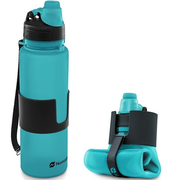 Top 10 Best Collapsible Water Bottles in 2021 (HydraPak, Platypus, and More)