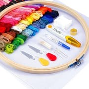 Top 10 Best Embroidery Kits to Buy Online 2020