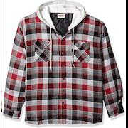 Top 10 Best Men's Flannel Jackets in 2021