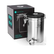 Top 10 Best Coffee Canisters in 2021 (Coffee Gator, OXO, and More)