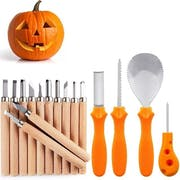 Top 10 Best Pumpkin Carving Kits in 2021 (BOOtiful, Pumpkin Masters, and More)