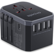 Top 10 Best Travel Adapters in 2021 (Ceptics, Epicka, and More)