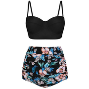 Top 10 Best High Waisted Bikini Sets in 2021 (Cupshe, Tempt Me, and More)
