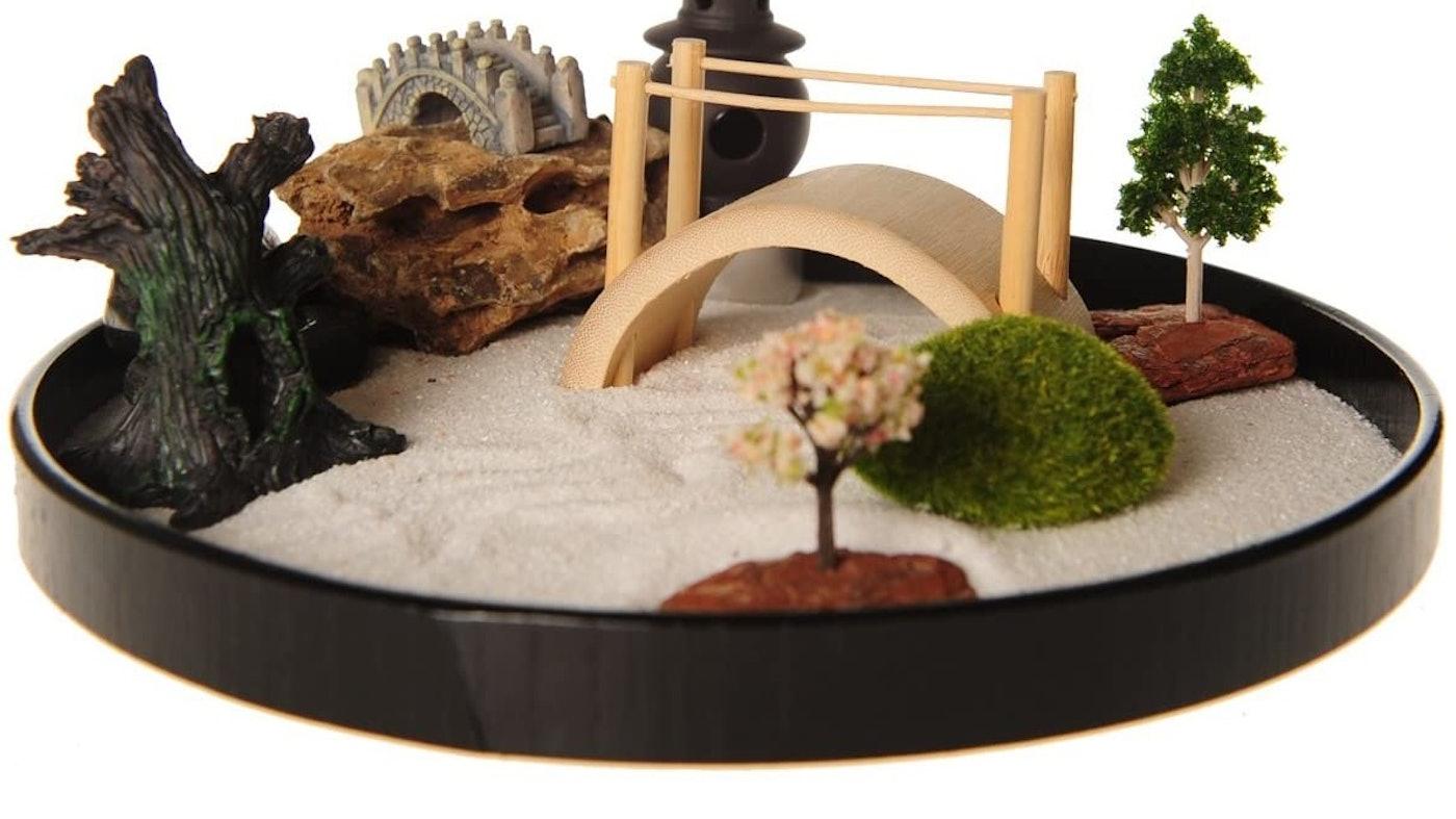 Top 10 Best Desktop Zen Gardens In 2020 Toysmith Icnbuys And More Mybest