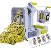 Top 10 Best Vegetable Spiralizers in 2020 (OXO, Braun, and More)