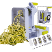 Top 10 Best Vegetable Spiralizers in 2021 (OXO, Braun, and More)