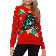 Top 10 Best Ugly Christmas Sweaters for Women in 2021 (Tipsy Elves, Pink Queen, and More)