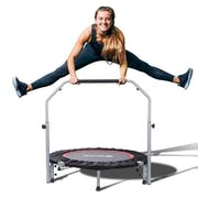 Top 10 Best Exercise Trampolines in 2021 (Stamina, JumpSport, and More)