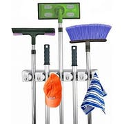 Top 10 Best Broom Holders in 2020 (Rubbermaid, Command, and More)