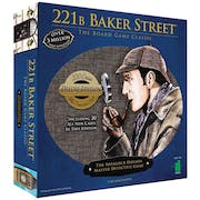 Top 10 Best Mystery Board Games in 2021 (Deception, 221B Baker Street, and More)