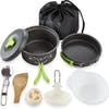 Top 10 Best Camping Cookware Sets in 2021 (Lodge, Stanley, and More)