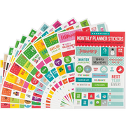 Top 10 Best Planner Stickers in 2021 (Erin Condren, Peter Pauper Press, and More)