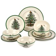 Top 10 Best Christmas Dinnerware Sets in 2020 (Lenox, Spode, and More)