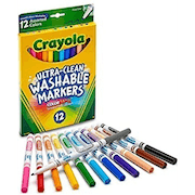 Top 10 Best Washable Markers in 2020 (Crayola, Faber-Castell, and More)