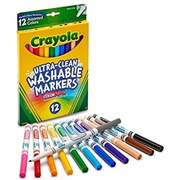 Top 10 Best Washable Markers in 2021 (Crayola, Faber-Castell, and More)