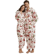 Top 10 Best Christmas Pajamas for Adults in 2020 (PajamaGram, Rudolph, and More)