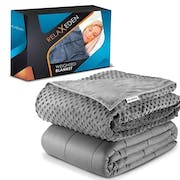 Top 10 Best Weighted Blankets for Sleep in 2020 (YnM, LUNA, and More)