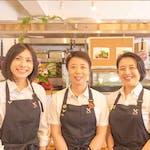 Megumi Yoshida, Etsuko Makino, and Yoko Tsujii